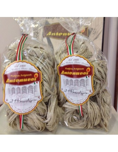 Fettuccine al Basilico 500g - FoodWays.it