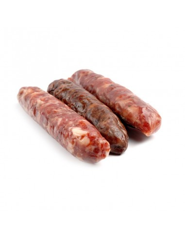 Sweet sausage of the region of Molise