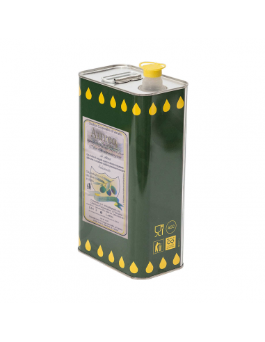 "OLIO Extravergine di Oliva ""Aureo"" 3L - FoodWays.it"
