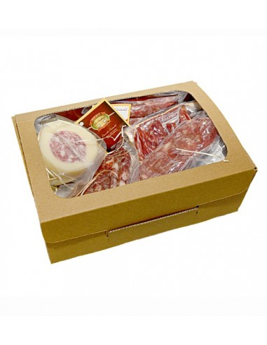 Packaging gift Idea meats of the Molise - FoodWays.it