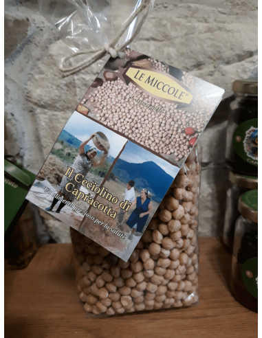 Il Ceciolino di Capracotta (piccolissimo) - FoodWays.it