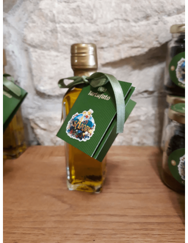Truffle oil extra Virgin olive oil cl. 4